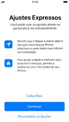Como configurar pela primeira vez - Apple iPhone 7 - Passo 20