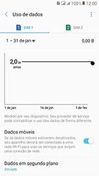 Como ativar e desativar uma rede de dados - Samsung Galaxy J2 Prime - Passo 5