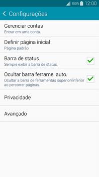 Como configurar a internet do seu aparelho (APN) - Samsung Galaxy Note - Passo 20