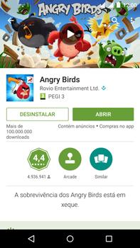 Como baixar aplicativos - Motorola Moto X Play - Passo 18