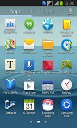 Como configurar a internet do seu aparelho (APN) - Samsung Galaxy Win - Passo 18