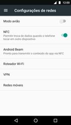 O celular não recebe chamadas - Motorola Moto G5 Plus - Passo 6