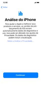 Como configurar pela primeira vez - Apple iPhone X - Passo 27