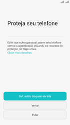 Como configurar pela primeira vez - Huawei Y6 - Passo 9