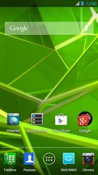 Como configurar seu celular para receber e enviar e-mails - Motorola RAZR MAXX - Passo 1