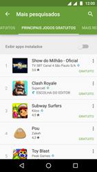 Como baixar aplicativos - Motorola Moto G5 - Passo 9