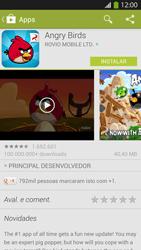 Como baixar aplicativos - Samsung Galaxy S IV - Passo 16