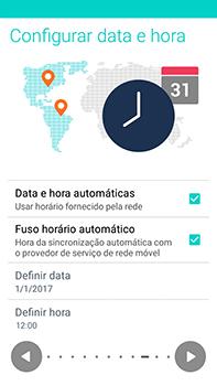 Como configurar pela primeira vez - Asus ZenFone Go - Passo 17