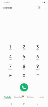 Como bloquear chamadas de um número específico - Samsung Galaxy Note 20 5G - Passo 4