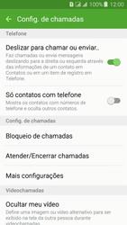 Como bloquear chamadas de um número específico - Samsung Galaxy J3 Duos - Passo 6