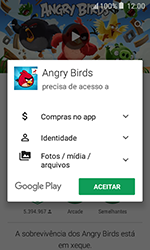 Como baixar aplicativos - Samsung Galaxy J1 - Passo 16