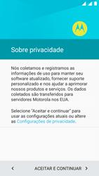 Como ativar seu aparelho - Motorola Moto G (3ª Geração) - Passo 8