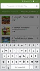 Como baixar aplicativos - Samsung Galaxy J3 Duos - Passo 14