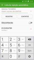 Como bloquear chamadas de um número específico - Samsung Galaxy J2 Duos - Passo 11