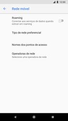 Como configurar a internet do seu aparelho (APN) - Google Pixel 2 - Passo 7