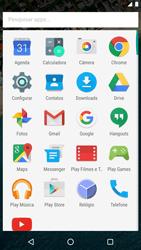 Como ativar e desativar o modo avião no seu aparelho - LG Google Nexus 5X - Passo 2
