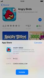 Como baixar aplicativos - Apple iPhone 8 - Passo 13