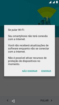 Como configurar pela primeira vez - Motorola Moto X Play - Passo 7