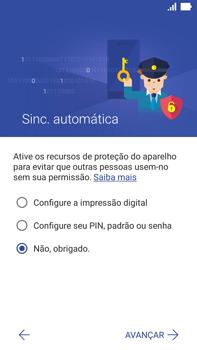 Como configurar pela primeira vez - Asus ZenFone 3 - Passo 14