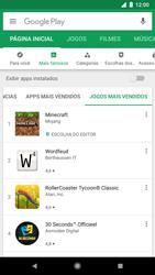 Como baixar aplicativos - Google Pixel 2 - Passo 10