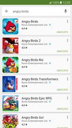 Como baixar aplicativos - Samsung Galaxy S7 - Passo 16