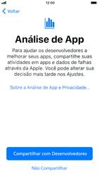 Como configurar pela primeira vez - Apple iPhone 7 - Passo 25
