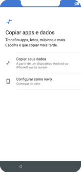 Como ativar seu aparelho - Motorola One - Passo 10