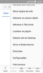 Como configurar a internet do seu aparelho (APN) - Samsung Galaxy J1 - Passo 21