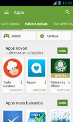 Como baixar aplicativos - Motorola Primus Ferrari - Passo 5