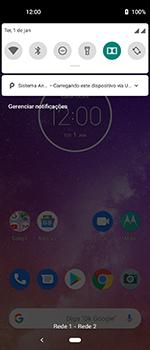 Transferir dados do telefone para o computador (Windows) - Motorola One Vision - Passo 3