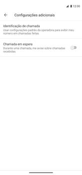 O celular não faz chamadas - Motorola Moto G8 Power - Passo 17