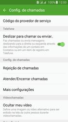 Como bloquear chamadas de um número específico - Samsung Galaxy J5 - Passo 6
