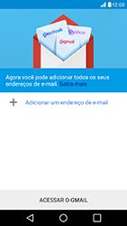 Como configurar seu celular para receber e enviar e-mails - LG K10 - Passo 6