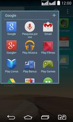 Como configurar seu celular para receber e enviar e-mails - LG G2 Lite - Passo 4
