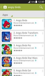Como baixar aplicativos - Samsung Galaxy Ace 4 - Passo 16