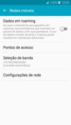 Como ativar e desativar o roaming de dados - Samsung Galaxy J2 Duos - Passo 4