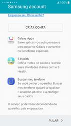 Como configurar pela primeira vez - Samsung Galaxy S7 Edge - Passo 19