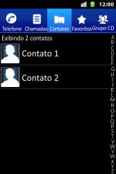 Como bloquear chamadas de um número específico - Huawei U8667 - Passo 5