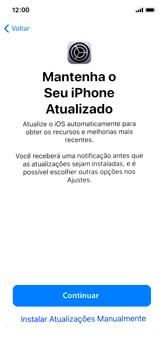 Como ativar seu aparelho - Apple iPhone X - Passo 27