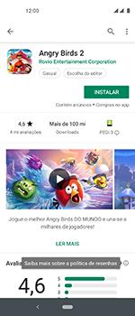Como baixar aplicativos - Motorola One Vision - Passo 13