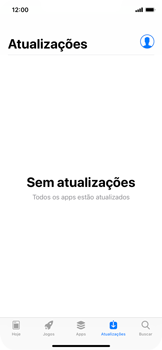 Como baixar aplicativos - Apple iPhone XR - Passo 7