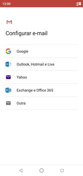 Como configurar seu celular para receber e enviar e-mails - Motorola One - Passo 7