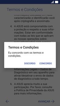 Como configurar pela primeira vez - Asus ZenFone 3 - Passo 10