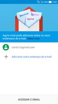 Como configurar seu celular para receber e enviar e-mails - Asus Zenfone Selfie - Passo 13