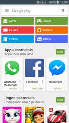 Como baixar aplicativos - Samsung Galaxy J5 - Passo 4