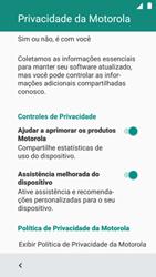 Como ativar seu aparelho - Motorola Moto G5 Plus - Passo 8