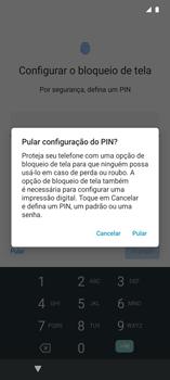 Como configurar pela primeira vez - Motorola Edge - Passo 9