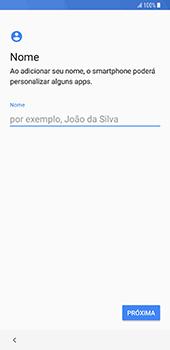 Como configurar pela primeira vez - Samsung Galaxy S9 Plus - Passo 12