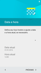 Como ativar seu aparelho - Samsung Galaxy A5 - Passo 11