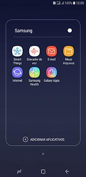 Como configurar seu celular para receber e enviar e-mails - Samsung Galaxy J6 - Passo 4